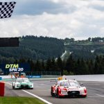 RAST TAKES TOP SPOT AT SECOND DTM RACE OF 2020
