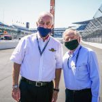 FIA's Todt on hand for Indy 500