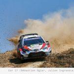 TOYOTA GAZOO Racing Keen to Resume Winning Ways as WRC Restarts