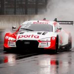 René Rast heads Audi 1-2-3 in Lausitzring Race 1/VD Linde ninth