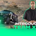 Hamilton puts his name behind new Extreme E team X44