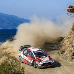 OGIER LEADS IN TURKEY AS TÄNAK'S TITLE HOPES TUMBLE