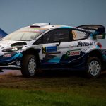RALLY ESTONIA BATTLE HITS FEVER PITCH