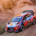 NEUVILLE FASTEST IN TURKEY SHAKEDOWN