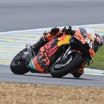 "Wet grip on offer from Michelin tyres in MotoGP ""insane"" – Binder"