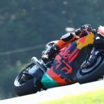 "Binder has ""missed a lot"" of strong results in rookie MotoGP season"