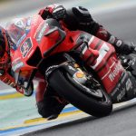 Petrucci paints a wet weather masterpiece at Le Mans