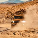 Ford Builds New Off-Road Racing Team With Bronco