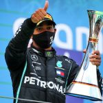Drivers praise Hamilton for new win record