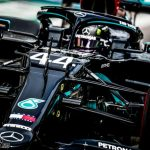 F1 drivers given new instructions for practice starts after Hamilton penalty