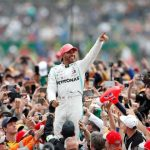 MOTOR RACING-I TAKE MY HAT OFF TO HAMILTON, SAYS OLD FOE ROSBERG