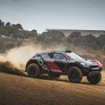 WRC champion Loeb among drivers in Extreme E test session