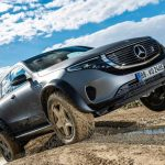 Mercedes-Benz EQC 4×4 Squared shows path for off-roading's electric future