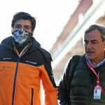 Sainz: Dad more understanding than Marko