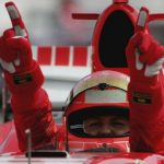 Eifel Grand Prix: Lewis Hamilton equals Michael Schumacher record with 91st win