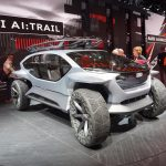 New Electric Audi Will Tackle The Dakar Rally