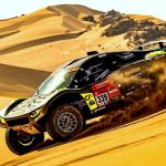 DAKAR DAY 9 BREAKS HEARTS, BONES