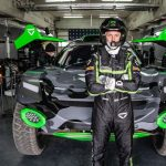 Sarrazin to partner Chadwick at Veloce Racing in Extreme E
