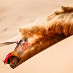 Dakar 2021, Stage 2: Al-Attiyah fastest, Peterhansel leads