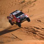 Al-Attiyah takes forty wins