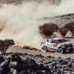 THIRD CONSECUTIVE STAGE WIN FOR AL-ATTIYAH/BAUMEL AS THEY TRIUMPH ON STAGE 4