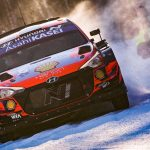 SUBLIME TÄNAK WINS ARCTIC RALLY FINLAND