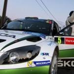 Skoda drivers looking forward to Belgium