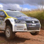 Local and National Competitors Will Be in Action at the Volkswagen Rally