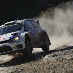 Rally Italy SS 5: Latvala takes lead