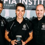 South African wins Academy Driver of the Year award