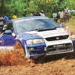 Six foreign crews enter Pearl of Africa rally