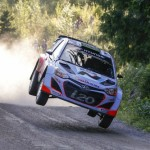 Rally Finland: Ogier takes second from Meeke