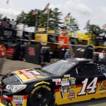 As Stewart slides back into society, NASCAR champion struggles to find his new normal