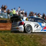 Latvala on target for French win
