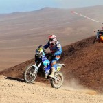 TVS Racing to ride fast in Dakar Rally 2015