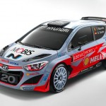 Hyundai reveals 2015 WRC challenger