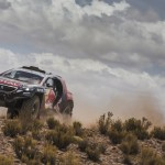 Final push for Peugeot underway in Argentina