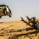 You don't win Dakar on first stage
