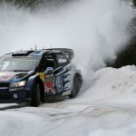 Ogier reduces rally lead to three seconds before final stage