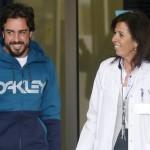 Fernando Alonso: McLaren expect driver to start F1 season