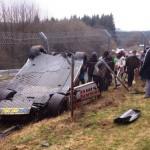 Mardenborough leaves hospital after fatal crash