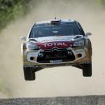 Meeke on verge of first WRC win