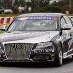 Audi S4 Quattro Racers Ready for Action at Killarney