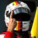 Sebastian Vettel Unruffled by Bernie Ecclestone Dig
