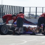 Citroen's top-secret Formula E test