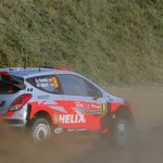 Rally Portugal: SS2: Sordo fastest to claim lead