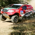TWO IN A ROW FOR POULTER/HOWIE AND CASTROL TEAM TOYOTA