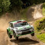 Lappi wins in Finland to take WRC 2 lead