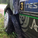 More disappointment for Meeke in Finland