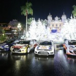 The 2016 Rallye Monte-Carlo